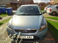 Ford Focus zetec-2300 -New MOT