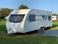 Sprite Quattro FB caravan