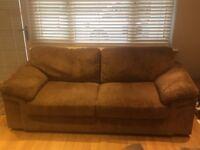 Harveys 3 Seater Sofa & Armchair