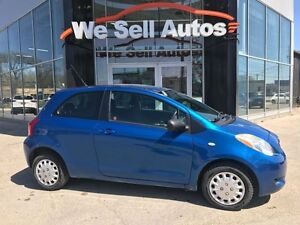 2007 Toyota Yaris CE *LOW KM *A/C *AM/FM *CD PLAYER
