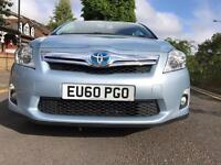 TOYOTA AURIS HYBRID AUTOMATIC WITH ONLY 23K MILLAGE FULL DEALER SERVICE HISTORY