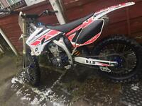 Yzf 450 swap for 125 road bike supermoto or try me