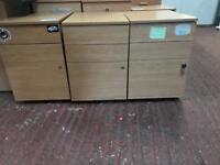 Desk Under Pedestal Unit