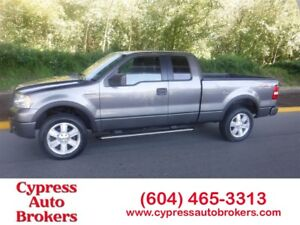 2006 Ford F-150 FX4 (Leather & Sunroof)