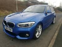 BMW 1 Series 2.0 118d M Sport Sports (s/s) 5dr