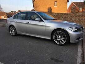 Stunning BMW e90 320d 3 series new shape auto
