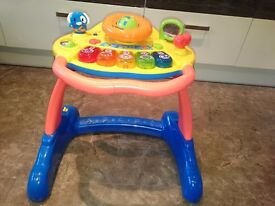 Vtech grow and go baby walker