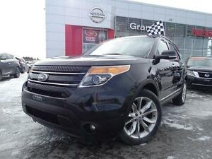 2014 Ford Explorer LIMITED/CUIR/GPS/7 PASSAGERS