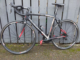 Wilier Izoard XP carbon road bike size L, full Shimano 5800 groupset