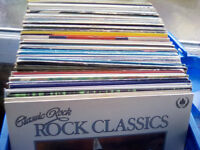 "Job lot of vinyl albums and 12""s. 100 in total."