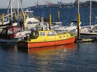 "34 Foot Custom ex-DFO Hydrographic Vessel ""Macreuse"""