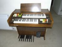 Viscount Odeon Electric Organ