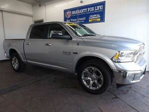 2015 Ram 1500 LARAMIE 4X4 CREW CAB 5.7L Kitchener / Waterloo Kitchener Area image 1