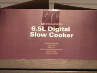 Slow cooker 6.5 L
