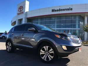 2013 Kia Sportage EX, HEATED SEATS