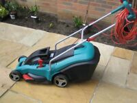 LAWN MOWER - BOSCH ROTAK 40 ERGOFLEX 1700 watts electric LAWN MOWER
