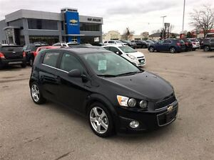 2016 Chevrolet Sonic LT~ HEATED SEATS ~ REMOTE START!!