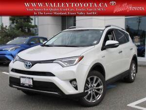 2016 Toyota RAV4 Ltd (#321)