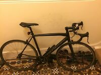 Single speed Specialized Langster 2014 with free wheel added on the back. Size 56 frame.