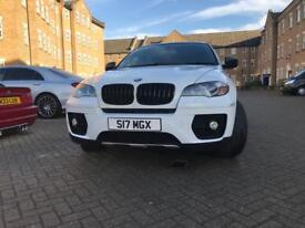 BMW X6 40D x drive fully loaded