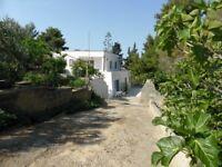 Holiday House, Villa in Salento, Puglia south Italy