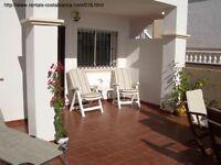 Costa Blanca, Spain, Ground floor apt, English TV, Wi-Fi (SM016)