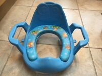 Brand New padded toilet training seat