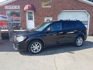 2014 Dodge Journey R/T AWD 7 Pass DVD