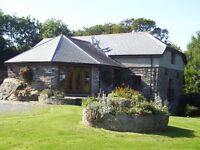 Stunning farmhouse BandB. High standard. 3 ensuite rooms.