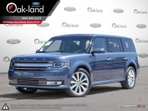 2018 Ford Flex Limited Limited Ecoboost|Low Fin Rates!!