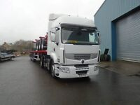 OCTOBER 2011 RENAULT PREMIUM 460 DXI TRACTOR UNIT