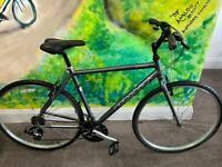 Ridgeback men's hybrid bike