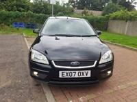 FORD FOCUS 1.8 TDCi Ghia 5dr [Euro 4] (black) 2007