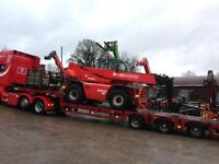 Manitou MRT2150 Roto For Hire