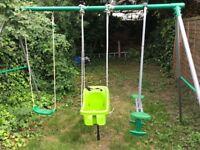 Swing Garden Kids