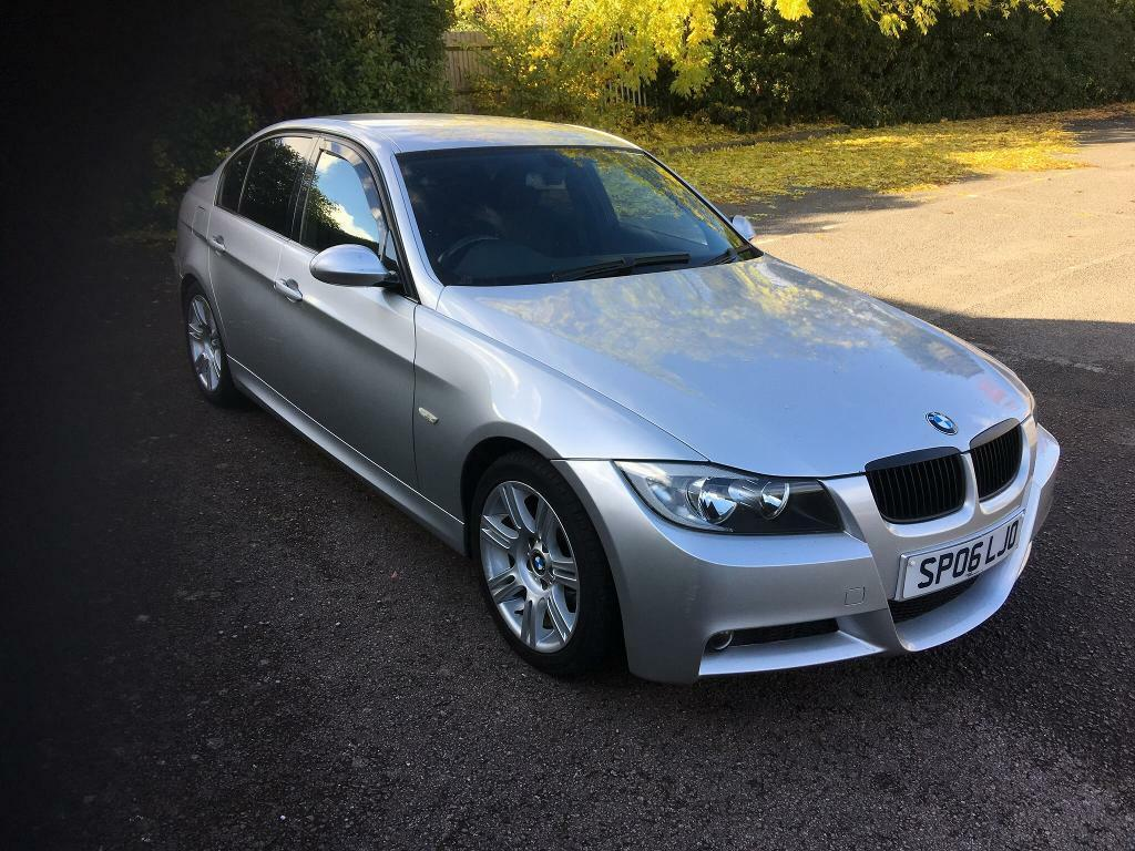 Bmw 3 series 2.0 m sport+low mileage 75k-part exchange welcome