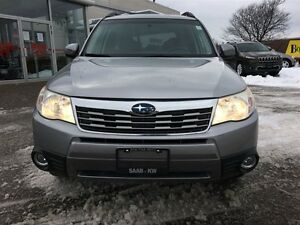 2010 Subaru Forester 2.5 X Sport Power PKG Heated seats Kitchener / Waterloo Kitchener Area image 9