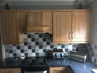 Kitchen for sale including appliances