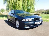 BMW 530d Aegean Blue Full Only 150 Ever Made