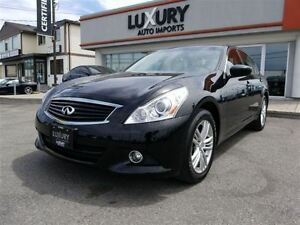 2013 Infiniti G37 LUXURY-AWD-CAMERA-FACTORY WARRANTY