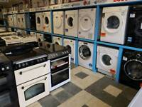 BLACK SILVER OR WHITE WASHING MACHINES AVAILABLE TO COLLECT TODAY