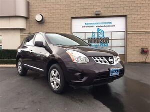 2012 Nissan Rogue S (CVT)