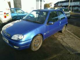 Citroen saxo up for offers!