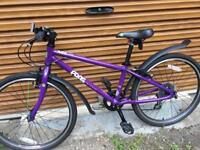 Kids' Frog Bike 62