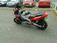 Yamaha Thundercat 600R