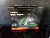 Brand new Parkside Modelling & Engraving Set PMGS 12 C3