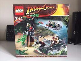 LEGO Indiana Jones Set 7625 - River Chase