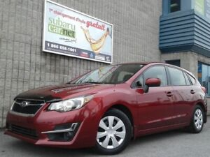 2015 Subaru Impreza *67$/SEM*CAMERA*14500KM*BLUETOOTH*AWD*USB*