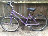 Women's / Ladies Hybrid Bike Small / Medium