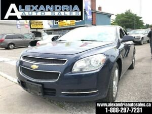 2011 Chevrolet Malibu LT Platinum Edition/clean/as is/you certif